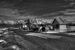 Hope in Black and White (tpeters2600) Tags: alaska canon eos7d blackandwhite monochrome landscape