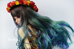 DSC_2116 (sonya_wig) Tags: fairytreewigs wig bjdwig minifeewig bjd bjdminifee minifeechloe handmadedoll bjddoll dollphoto fairyland fairylandminifee minifee chloe bjdphotographycoloringhair