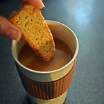 Anise Flavoured Biscotti thumbnail