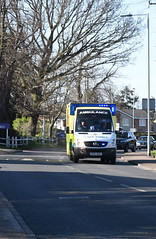 DSC_2869 Mercedes-Benz Sprinter 519 CDI Ambulance (PeaTJay) Tags: nikond750 sigma england uk lowerearley berkshire reading outdoors roadvehicle emergencyservices publicservices ambulance mercedesbenz