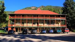 Redstone Inn, Hwy 133, Redstone, Colorado, USA (Black Diamond Images) Tags: redstone colorado usa westernusatrip2018 2018 canond60 sigma1770 1770 inn hotel redstoneinn redstonehotel highway133 hwy133