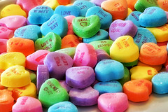 Happy Valentines Day! (WilliamND4) Tags: valentinesday nikon d610 candy hearts