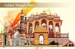India' Top Golden Triangle Tour Package (dallakeholidays) Tags: india' top golden triangle tour package operator travel agency delhi india