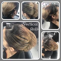 Beautiful Hair-up Style✨#Wedding #hairandmedia #unique #style #hairup (soshadiamond@hotmail.co.uk) Tags: wedding hairandmedia unique style hairup