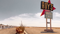 (el zopilote) Tags: 900 800 700 600 amboy california architecture street townscape landscape smalltowns signs clouds powerlines mojavedesert us66 canon eos 5dmarkii canonef24105mmf4lisusm fullframe pano panoramic 500
