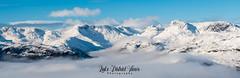 Loughrigg Fell panoramic (mozmal) Tags: 300119 loughriggfell snow winter