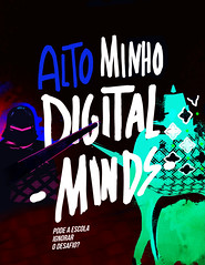 ALto Minho Digital Minds artwork by Ana Silveira