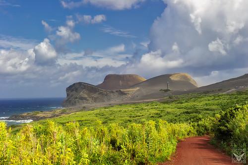 El Capelinhos, isla de Faial, Azores