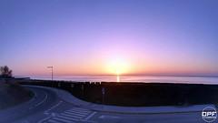 Sunrise (Escursso) Tags: sunrise sun albada mediterranean montgat tiana beach catalunya maresme barcelona