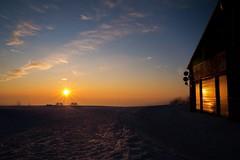 Sonnenuntergang Hornisgrinde im Schwarzwald (Heitzbirne) Tags: februar winter hornisgrinde urlaub sonnenuntergang schwarzwald