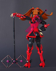 HAVOC-DISSECT IV (Eero Okkonen) Tags: character moc lego scifi