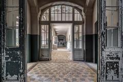 Beelitz Heilstätten (Jan Hoogendoorn) Tags: duitsland germany urbex urbanexploring abandoned decayed vervallen verlaten beelitzheilstätten