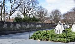 Korean War Memorial_2 (Josée Ferland) Tags: washington