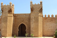 Chellah (Buster&Bubby) Tags: berber mosque almohad romanruins sala shalla phoenecians minaret chellah