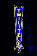 Twilite (dangr.dave) Tags: fortworth tx texas cowtown tarrantcounty panthercity downtown historic architecture neon neonsign twilite