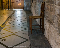 Prayer chair Florence Italy-1 (dwhannon.photog) Tags: europe firenze italy travel az usa