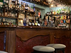 Bar of the Fountain Inn, Trelleck Grange (Dayoff171) Tags: