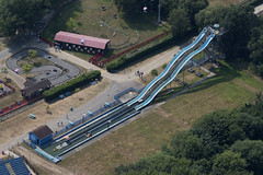 The Wave Breaker water slide at Pleasurewood Hills - aerial view (John D Fielding) Tags: pleasurewoodhills suffolk lowestoft waterslide wavebreaker above aerial nikon d810 hires highresolution hirez highdefinition hidef britainfromtheair britainfromabove skyview aerialimage aerialphotography aerialimagesuk aerialview drone viewfromplane aerialengland britain johnfieldingaerialimages fullformat johnfieldingaerialimage johnfielding fromtheair fromthesky flyingover fullframe