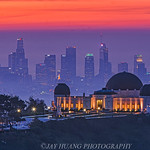 Griffith Observatory Sunrise thumbnail