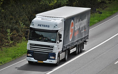 DAF XF105 Peters (Lucas Ensing) Tags: daf xf105 peters