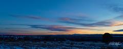 (dcstep) Tags: dsc1414dxo sunset fe1224mmf4g sonya7riii snow mountains sky clouds handheld allrightsreserved copyright2019davidcstephens dxophotolab202 cherrycreekstatepark colorado usa aurora