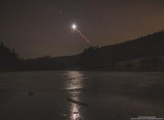 Lunar Eclipse 2019 (petiam91) Tags: astronomy astrophotography landscape sky starrynight starrysky stargazing moon lunareclipse totallunareclipse 6d night nightphotography nightscape nature naturephotography universe universetoday longexposure winter