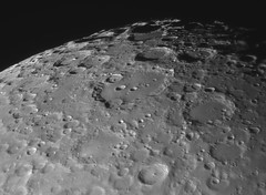 20190116 21-15UT Clavius region (Roger Hutchinson) Tags: moon clavius craters space astronomy astrophotography london celestronedgehd11 asi174mm teleview powermate