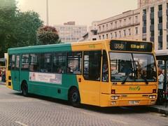 L122 TFB (nevetsyam1404) Tags: badgerline verde plaxtonverde lance plaxton dennis dennislance firstbadgerline firstbus first l122tfb