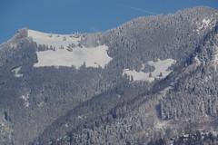 IMGP3470 Gafadura (Alvier) Tags: schweiz ostschweiz alpenrheintal rheintal rhein rheindamm baustelle autokran bunker railjet berge alpstein dreischwestern alvier