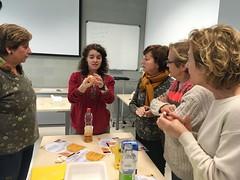 Amona's Power (CFM (Centro de Física de Materiales)) Tags: citizenscience dia internacional de la mujer y niña en ciencia divulgación científica 55 mujeres stem