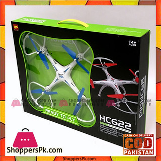 Pioneer Professional Drone Quadcopters HC622