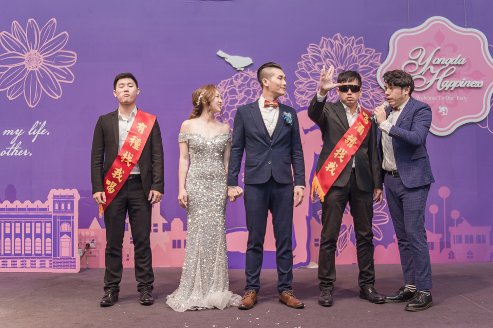 台南婚攝 東東永大館 T & W 091