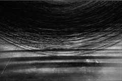 Ariane. No matter wave. (claire_chombart) Tags: analog film noiretblanc selfdeveloped art abstract