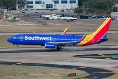 N8695D Boeing 737-8H4 Southwest (SamCom) Tags: swa southwest southwestairlines 737 boeing 737800 kdal dal dallaslovefield lovefield n8695d 7378h4