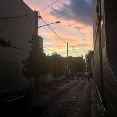 Light and shadow play on lanes in Surry Hills, Sydney - #lightandshadowplayonlanes #light #shadow #lane #Sydney #SurryHills #urbanstreet #urbanfragments #urbanandstreet #streetphotography #sunset #clouds (TenguTech) Tags: ifttt instagram lightandshadowplayonlanes light shadow lane sydney surryhills urbanstreet urbanfragments urbanandstreet streetphotography sunset clouds