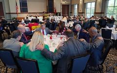 Speaker and Senate Majority Leader Prayer Breakfast    172
