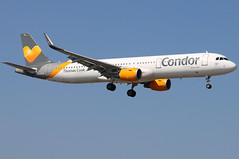 D-ATCB_01 (GH@BHD) Tags: datcb airbus a321 a321200 a321211 condor condorflugdienst ace gcrr arrecifeairport arrecife lanzarote aircraft aviation airliner
