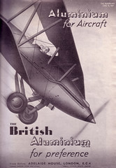BRITISH ALUMINIUM (old school paul) Tags: british aluminium vintage ads adverts aviation aircraft aeroplane