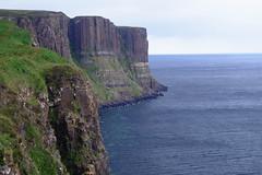 Kilt Rock and Mealt Falls  / Skye Island / Highlands / Escocia (136) / Scotland (Ull màgic (+1.500.000 views)) Tags: kiltrockandmealtfalls skyeisland scotland escocia aigua agua water mar oceà atlàntic atlántico penyasegat acantilado roques natura naturaleza nature paisatge paisaje landscape fuji xt1