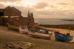 Sennen Cove (tonysemmens) Tags: cornwall lovecornwall nikond7000 sigma1750mm sennen littleboats littleharbour