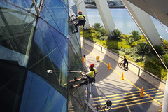 Cleaning the largest glass greenhouse in the world (B℮n) Tags: flowerdome menatwork window cleaning cloudsforest marinabaysands singapore thomas raffles island trading port tourism holiday travel mrt train subway marina bay temples museum waterfront garden green city driverless nodriver vacation tourist exploring central metropole landmark chineseheritage business commercial building rafflesplace mrtstation downtown core esplanade leisurely marinabay skyline reflections thefloat rafflesavenue jetty enchanting happyplanet asiafavorites hotel gardensbythebay dragonflylake dragonflybridge fountain supertreegrove skywalk supertree park ocbcskywalk lightshow sounds 50metres gardens daytime windowcleaners 50faves topf50 100faves topf100