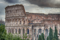 Colloseum (Malc H) Tags: rome history italy roman things europe places roma colloseum coloseum colisium gladiator fight ruins ancient caesar romanempire brutality slaves spartacus