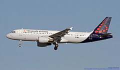OO-TCQ LEMD 13-01-2019 Brussels Airlines Airbus A320-214 CN 2114 (Burmarrad (Mark) Camenzuli Thank you for the 18.9) Tags: ootcq lemd 13012019 brussels airlines airbus a320214 cn 2114