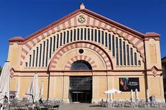 X_P1090866 (Menny Borovski) Tags: mercatmunicipaldetortosa mercat municipa tortosa spain food market municipal architecture