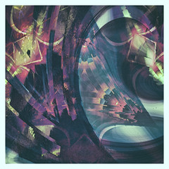 Memory of a memory (Eric Rebaser) Tags: digitalabstract abstract abstractart