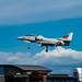 A Skyhawk's Dirty Pass Over Paine Field