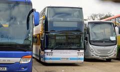 K777SSE (OU59AVE) (PD3.) Tags: vanhool van hool k777sse k777 sse ou59ave ou59 ave thames transit emsworth bus buses coach psv pcv southourne clovelly road havant west sussex hampshire hants england uk portsmouth city coaches oxford tube london