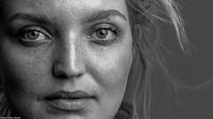 Close Up Luisa (hdbrand) Tags: 2019 februar haan luisakrämer mmonochrom noctilux50mm095 objektiv nordrheinwestfalen deutschland de