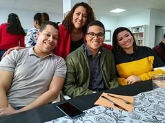"""Comida en honor a nuestros estudiantes del Ministerio Educación Superior Ciencia y Tecnología (MESCyT) • <a style=""""font-size:0.8em;"""" href=""""http://www.flickr.com/photos/137394602@N06/33347142158/"""" target=""""_blank"""">View on Flickr</a>"""