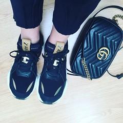 Real love challenge. (Miuccia Klaar) Tags: postyourshoeschallenge shoes sneakers rl reallife